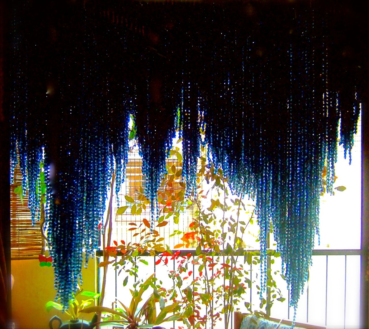 Crystal beaded curtains australia