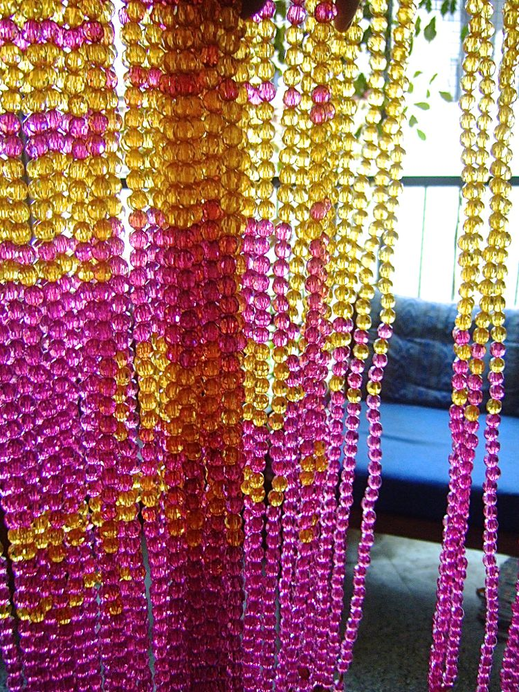 Beads for curtains 2